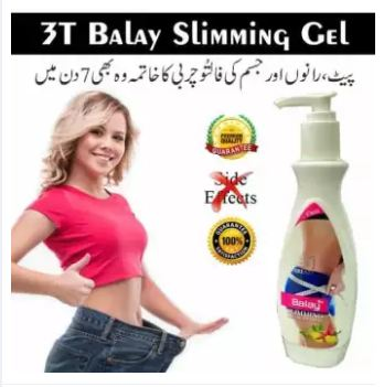 3T Balay Slimming Gel for Belly Fat Burning
