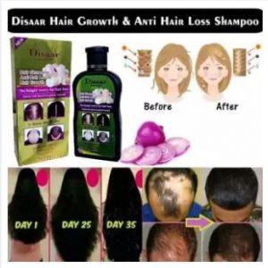 Disaar Hair Re growth & Anti Hair Loss Shampoo